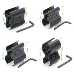 $enCountryForm.capitalKeyWord NZ - Tactical Scope Mount Universal Dovetail Rail Clamp Pipe Clamp Riflescope Laser Sighting QQ Bassoon Clip Bracket Scope