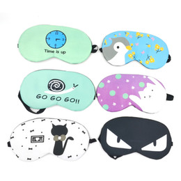 $enCountryForm.capitalKeyWord Canada - New Arrival Blindfold Ice Compress Cute Cartoon Eye Protection Personality Sleep Shading To Alleviate Fatigue Ice Packs Nerves