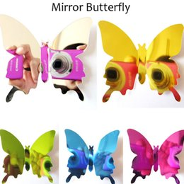 $enCountryForm.capitalKeyWord UK - 12pcs set New Arrival 3D Mirror Butterfly PVC Wall Stickers Party Wedding Decor DIY Home Decorations Wholesale