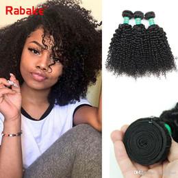 $enCountryForm.capitalKeyWord NZ - Peruvian Kinky Curly Human Hair Bundles Raw Indian Malaysian Brazilian Virgin Afro Kinky Human Hair Weave Extensions Rabake for Black Women