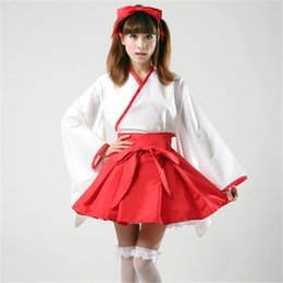 Discount vocaloid girl cosplay - Shanghai Story Japanese Anime Vocaloid Miku Hatsune Cosplay costumes Halloween Outfits Fancy women Girls Dress Costumes