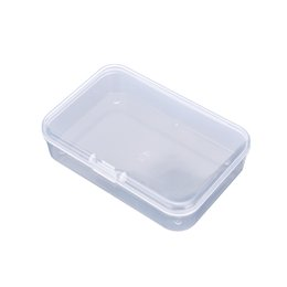 $enCountryForm.capitalKeyWord UK - Clear Plastic Small square Boxes Packaging Storage Box With Lid for jewelry box Accessories Finishing