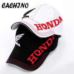 Discount moto gp kawasaki CACHINO MOTO GP Kawasaki Motorcycle Racing Cap Mens Sport Cap Cool Casual Sun Racing F1 Baseball Outdoor Casquette