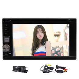 double din gps dvd bluetooth Australia - EinCar Android 7.1 Audio System Double Din 6.2''TouchScreen Car PC Bluetooth GPS Navigation 1080p Video FM AM car DVD Radio Receiver