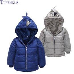 $enCountryForm.capitalKeyWord Australia - New Autumn winter jacket for boys jacket kids winter coat dinosaur cartoon children outerwear kids clothes