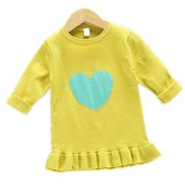 $enCountryForm.capitalKeyWord Australia - Funfeliz Sweater for Girls Cotton Solid Color Girls Sweaters 2018 Autumn Winter Knitwear Kids Pullover Children Cardigan 2T-8T