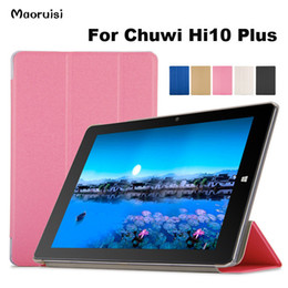 chuwi tablets UK - Case For Chuwi Hi10 Plus 10.8 inch Tablet PC cover,Ultrathin PU Leather Protective Case Cover for Chuwi Hi10 Plus 10.8