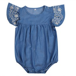 11d930913c09 Denim Infant Romper Online Shopping