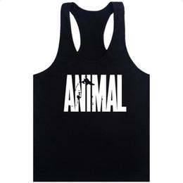 ae984e13d2e7 NEW Animal Stringers Mens Tank Tops Sleeveless Shirt