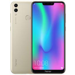 "Original Huawei Honor 8C 4G LTE Cell Phone 4GB RAM 32GB 64GB ROM Snapdragon 632 Octa Core 6.26"" 13MP Fingerprint Face ID Smart Mobile Phone on Sale"