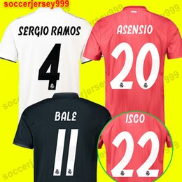 5f4d66343d1 Sergio ramoS black jerSey online shopping - TOP Real madrid soccer jerseys  football shirt sergio ramos