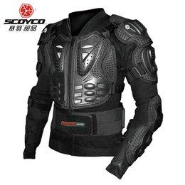 Véritable SCOYCO moto tout-terrain équitation équipement de protection équitation extérieure anti-lutte contre le vent coupe-vent armure vêtements AM02