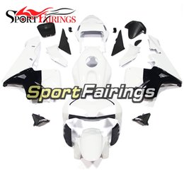 $enCountryForm.capitalKeyWord UK - Complete Fairings For Honda CBR600RR 2003 2004 CBR600 RR 03 04 Injection ABS Plastic Motorcycle Fairing Kit Hulls White Black Hulls