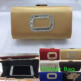$enCountryForm.capitalKeyWord NZ - 2018 new luxury Bags fashion evening Diamond women Clutch women's Shoulder bride handbag wedding purse With chain clutches Free mailing