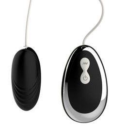 Remote contRol female massageR online shopping - Remote Control Jump Egg G Spot Electric Bullet Vibrator Massager Jump Egg Bullet Vibrator Adult Sex Toys for Women