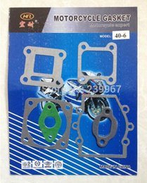engine gasket set Australia - 2 X Gasket set for 1E40F-6 40F-6 40-6 engine trimmer brush cutter