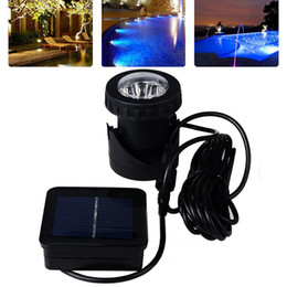 garden spot led 2020 - Edison2011 Light-Control Outdoor Solar Spot Light 6LED Solar Powered Waterproof Garden Landscape Yard Spot Light Lawn La