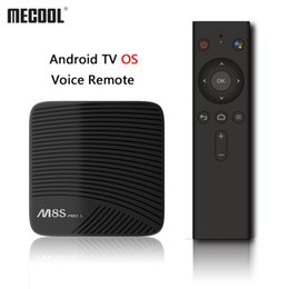 M8s Amlogic Android Box NZ - Voice Control Android Box Amlogic S912 64Bit 3GB 16GB dual band 2.5G 5G WiFi BT4.0 4K OTA update Android 7.1 Streaming Box Mecool M8S PRO L