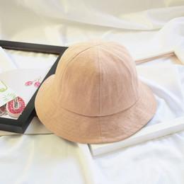$enCountryForm.capitalKeyWord Canada - Pure 99% cotton Bucket Hats leisure fisherman hat outdoor fishing caps climbing mountaineering fisherman cap free shipping