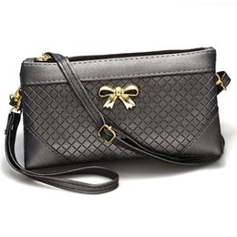 $enCountryForm.capitalKeyWord Canada - 2018 Women's Handbags Bow Tie Ladies Leather Shoulder Messenger Bags Clutch Crossbody Bags For Women Female Sac Bolsa Feminina