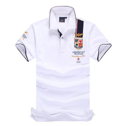 brand mens polo NZ - Spring Luxury Italy Tee T-Shirt Designer Polo Shirts High Street Embroidery Garter Snakes Little Bee Printing Clothing Mens Brand Polo Shirt