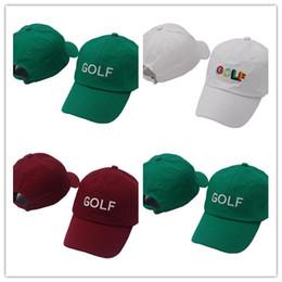 1b2daf60692d8 Newest Fashion Tyler The Creator Golf Hat - Black Dad Cap Wang Cross  T-shirt Earl Odd Future