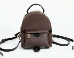 $enCountryForm.capitalKeyWord Canada - Hot sell Newest Classic Fashion bags women and men Small Backpack Style Bag Duffel Bags Unisex Shoulder Handbags