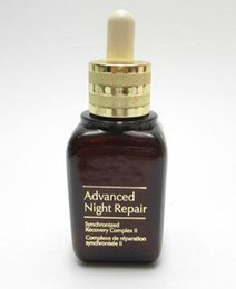 Горячая покупка Модный лосьон! Новая версия Бумажная бутылка Advanced Night Repair Essential Lotion 50 мл всех типов кожи бесплатная доставка
