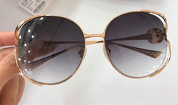 Full Face shield online shopping - Luxury Sunglasses For Women Design Popular Fashion S Summer Big Face Style Top Quality UV Protection Lens Free Come With Case