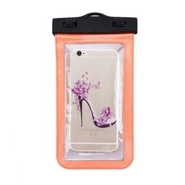$enCountryForm.capitalKeyWord UK - For Iphone 10 waterproof bag Waterproof Case Bag PVC Protective Universal Phone Case bag swimming hot spring cellphone pouch