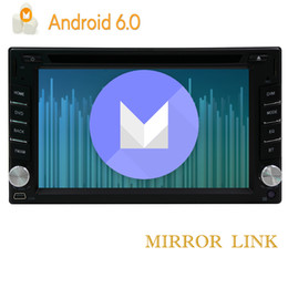 4g mp4 player touch screen online shopping - Vehicle Entertainment Android Car dvd Stereo Double Din Head Unit In Dash GPS WIFI Screen Mirroring Bluetooth SWC WIFI G G