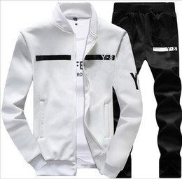 a43973d815c New Brand Designer Tracksuit Men Luxury Winter Sportswear Hoodies Coat  Loose Mens Fashion Tracksuits Zipper Sweatshirts Sets Plus Size Cloth