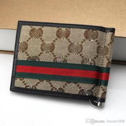 d48657091 Negocio de la moda popular de lujo GGC cuero genuino tarjeta de visita  bolsa de la