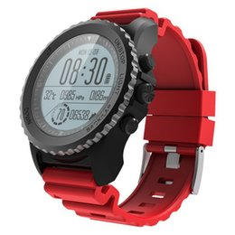 Thermometer Red Canada - S968 Sport Smart Watch IP68 Waterproof Sleep Heart Rate Monitor Barometer Thermometer Altimeter Pedometer GPS Smart Watch