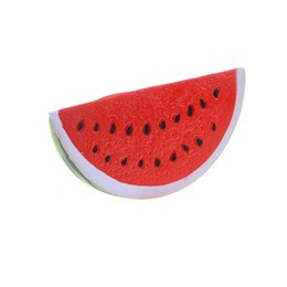 funny phones 2019 - Squishies Scented Watermelon Squishy Slow Rising Soft Squeeze Stuffed Kids Toys Phone Straps Funny Pressure Release Gift
