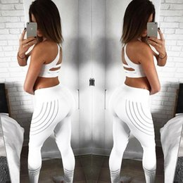 Slim black pant woman online shopping - Knitted New Fashion Women Leggings Slim High Waist Elasticity Leggings Fitness Printing Leggins Breathable Woman Pants Leggings