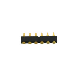 6pin Connector Australia - Battery Connector 6pin For Symbol MC55 MC55A MC65 MC67