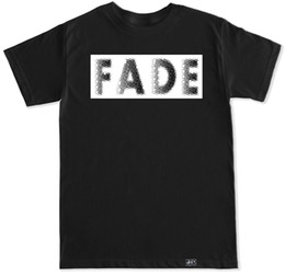 $enCountryForm.capitalKeyWord Australia - FADE FAMOUS T SHIRT KANYE WEST POST MALONE EDM PABLO DJ HIP HOP RAP DRAKE FUTURE Print Casual T-Shirt Men Brand top tee