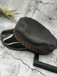 Fashion luxury brand 3 - cappello da uomo e da donna di colore cappello  ottagonale con fc7213ba3bb0