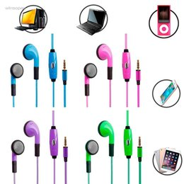 Black Blocks Canada - Sport Glow In The Dark Stereo Blocking LED Flash Light Earphone magnetic stereo Earbud headphones with microphone