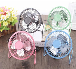 Discount personal cooling fan - Aluminum leaf Quiet Mini Table Desk Personal Fan and Portable Metal Cooling Fan for Office Home High Compatibility