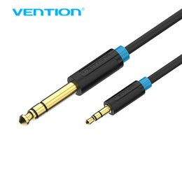 amplifier plate NZ - 3.5mm to 6.35mm Adapter Aux Cable for Mixer Amplifier Gold Plated 3.5 Jack to 6.5 Jack 3m 5m 10m Aux Cabo Male to Male