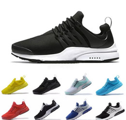 quality design f52c3 e62fa Air presto online shopping - 2018 Presto BR QS Breathe Black White Yellow  Red Mens Womens