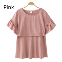13358910793 Discount nursing clothing for breastfeeding - Breast Feeding Nursing Tops  Maternity Clothes Pregnancy Clothing Maternity T
