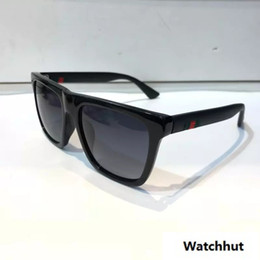 86e27de951fdf Luxo 0010S Óculos De Sol Para Homens de Design de Moda 0010 Óculos De Sol  Quadrado