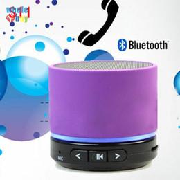 $enCountryForm.capitalKeyWord Australia - Newest S11 Wireless Mini Bluetooth Speaker Bluetooth 4.0 HiFi with MIC For iPhone X 8 7 6s 6 MP4 MP3 Tablet PC Free shipping 20pcs lot
