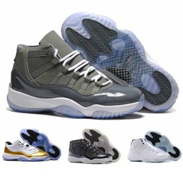 86fed79f8c46 High Quality 11 Spaces Jams Basketball Shoes UNC 11s Bred Concord Gamma Blue  Men Women shoes 72-10 Gym Red Sneakers
