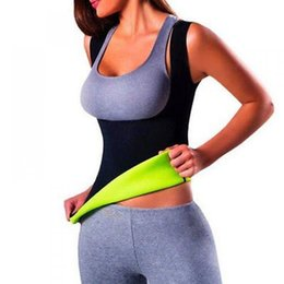 vest hot shapers NZ - None Neoprene Underbust Womens Shapers Vest Slimming Body Sexy Belt Women Shaper Waist Hot Slim