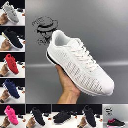 Golden color shoes online shopping - New color Classic CortezUltra light sport permeability Casual Shoes Cheap Fashion Men Women Black White Red Golden