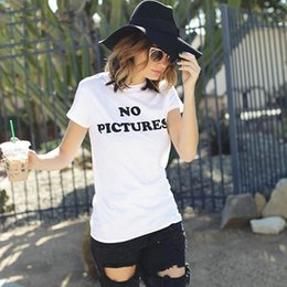 $enCountryForm.capitalKeyWord NZ - No pictures t shirt Personal privacy letter short sleeve gown 100 cotton street tees 8 colors printing tops Quality unisex Tshirt
